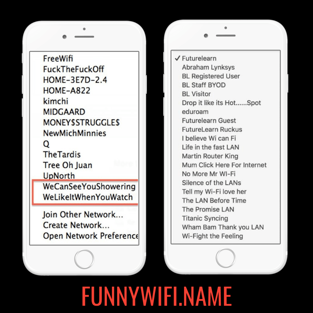 Best WiFi Router Names For Router
